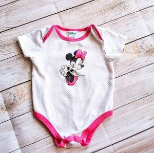💜3/$10💜 Minnie Mouse Onesie